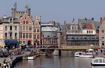 Ferries a Belgica