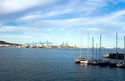 Puerto Ferry Corralejo Fuerteventura