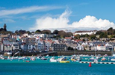 Puerto Ferry Guernsey