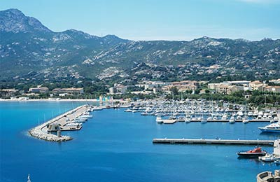 Marseille a Ajaccio
