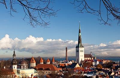 Ferry Mariehamn - Tallinn