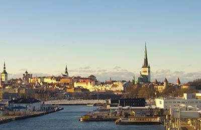 Ferries a Estonia