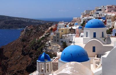 Pireo a Santorini