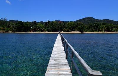La Ceiba a Roatán