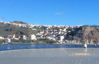Puerto Puerto de Playa Santiago