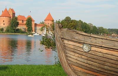 Ferry Karlshamn - Klaipeda