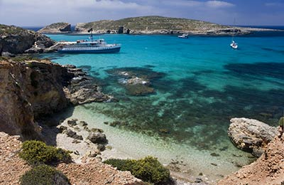 Ferries a Malta