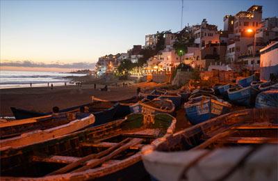 Algeciras a Tanger