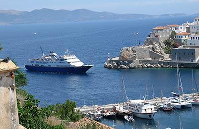 Ferries Islas Sarónicas