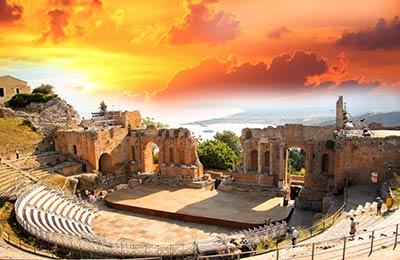 Napoli a Palermo
