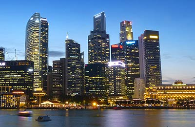 Ferries Singapur