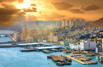 Ferries Corea del Sur