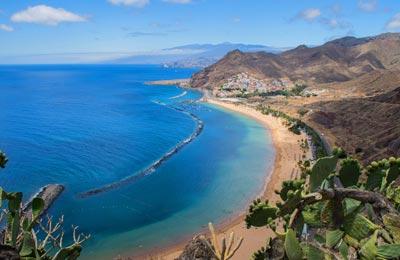 Ferries a Tenerife