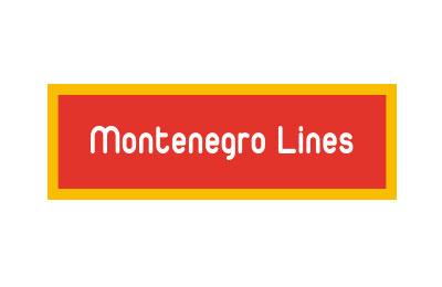 Reserva Montenegro Lines fácil y segura