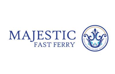 Reserva Majestic Fast Ferries fácil y segura