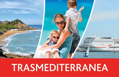 Viaja a Baleares con Trasmediterranea