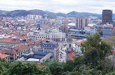 Puerto Ferry Bilbao