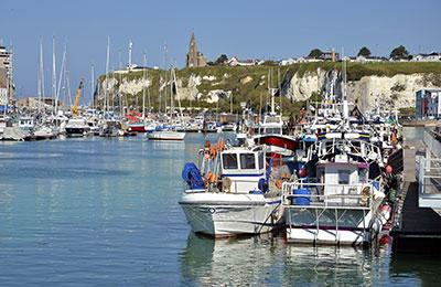 Puerto Ferry Dieppe