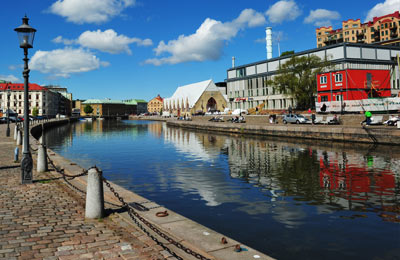Puerto Ferry Gotemburgo