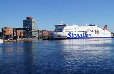 Puerto Ferry Kiel
