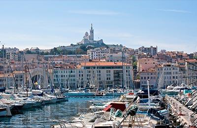 Puerto Ferry Marsella