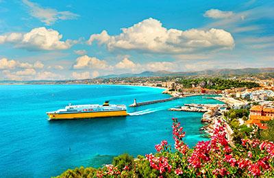 Puerto Ferry Niza