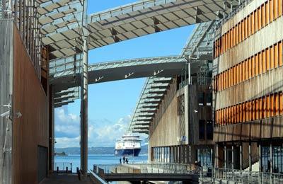 Puerto Ferry Oslo