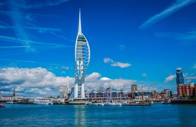 Puerto Ferry Portsmouth