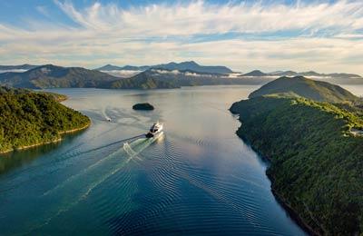 Puerto Ferry Wellington